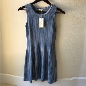 NWT Shoshanna Blue Dress